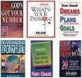 Ken Gaub Six Book Value Package
