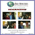 Wonnor Yee and Her Son, Chaplain Andrew Yee / Apostle Dennis & Rev. Marya Moore, Vision International Support Ministries
