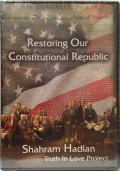 Restoring Our Constitutional Republic DVD - Front